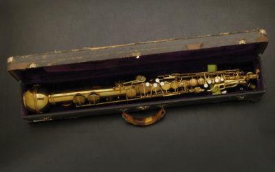 Lo stradivari del sax
