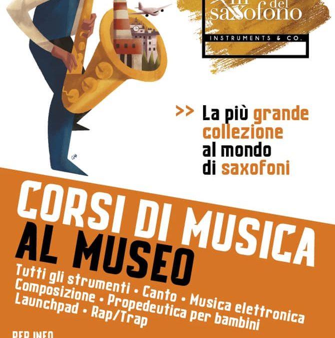 Corsi di Musica al museo