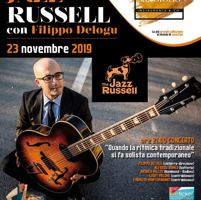 THE JAZZ RUSSELL Sabato 23 novembre 2019