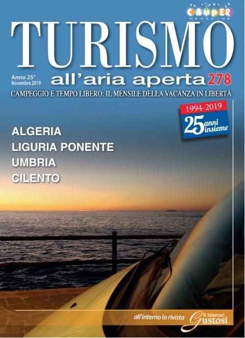 turismo all'aria aperta