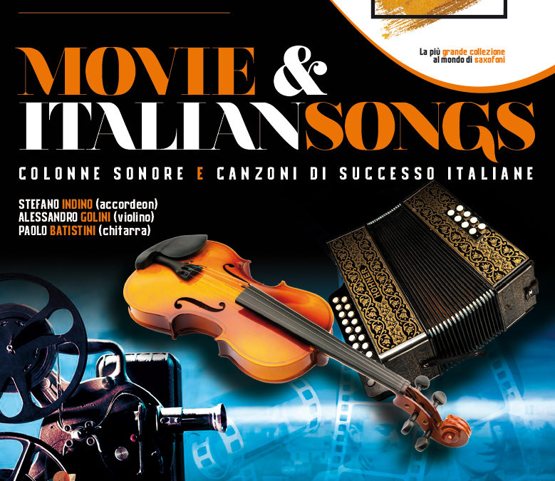 MOVIE & ITALIAN SONGS Domenica 29 dicembre 2019