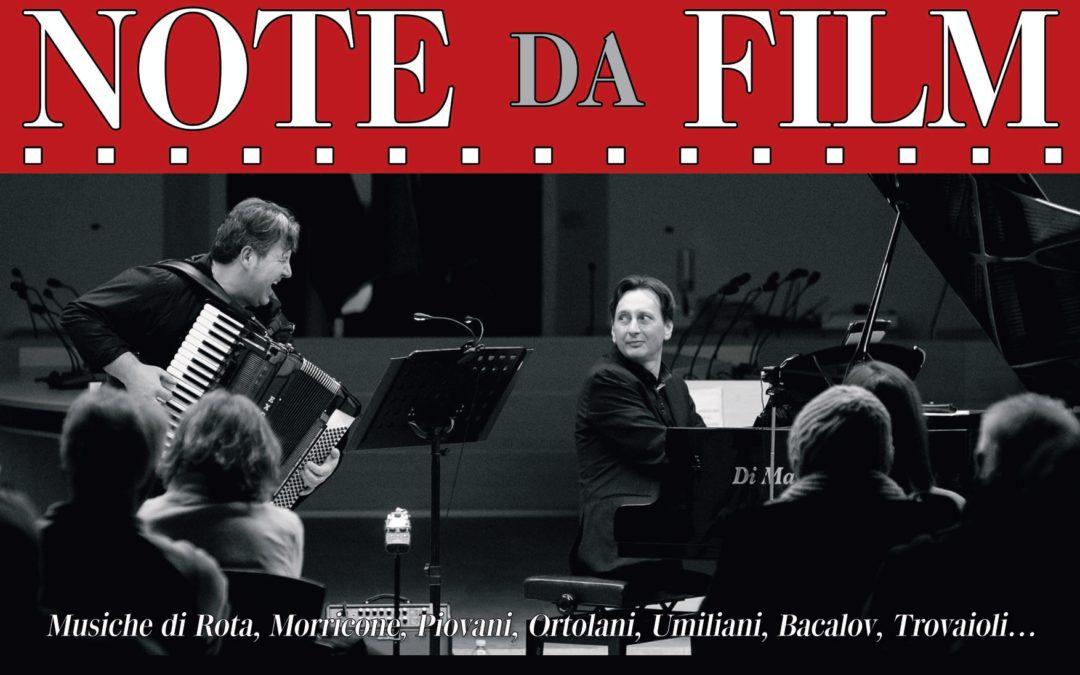 DUO D'AUTORE in Concerto Domenica 1 marzo 2020