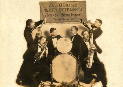Jack O'Grady's Varsity Entertainers