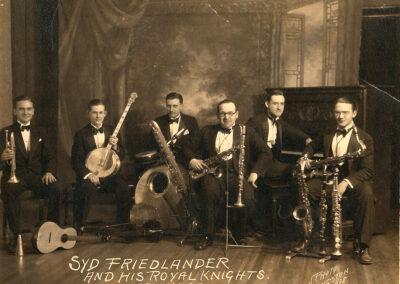 Syd Friedlander and his Royal Knights of harmony