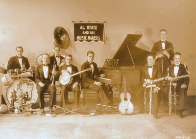 Al White and his Music Makers