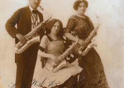 The Cleora Miller Trio