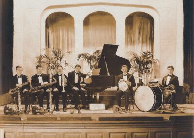 Northeastern University Saxophone Band