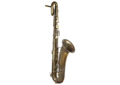 sax baritono Adolphe Sax