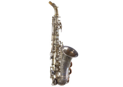 sax soprano curvo Selmer Modèle 22