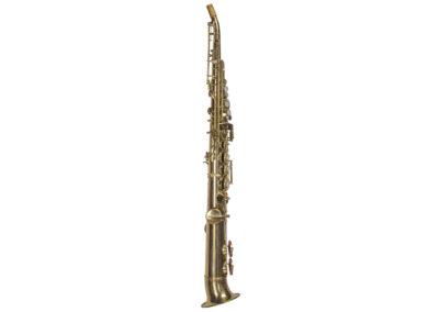 sax soprano Buescher Tipped Bell