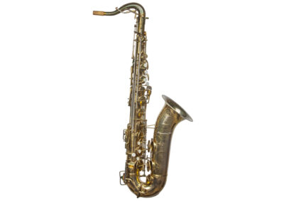 sax tenore BUESCHER 400 Top Hate & Cane