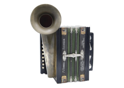 Concertina Hohner in Re