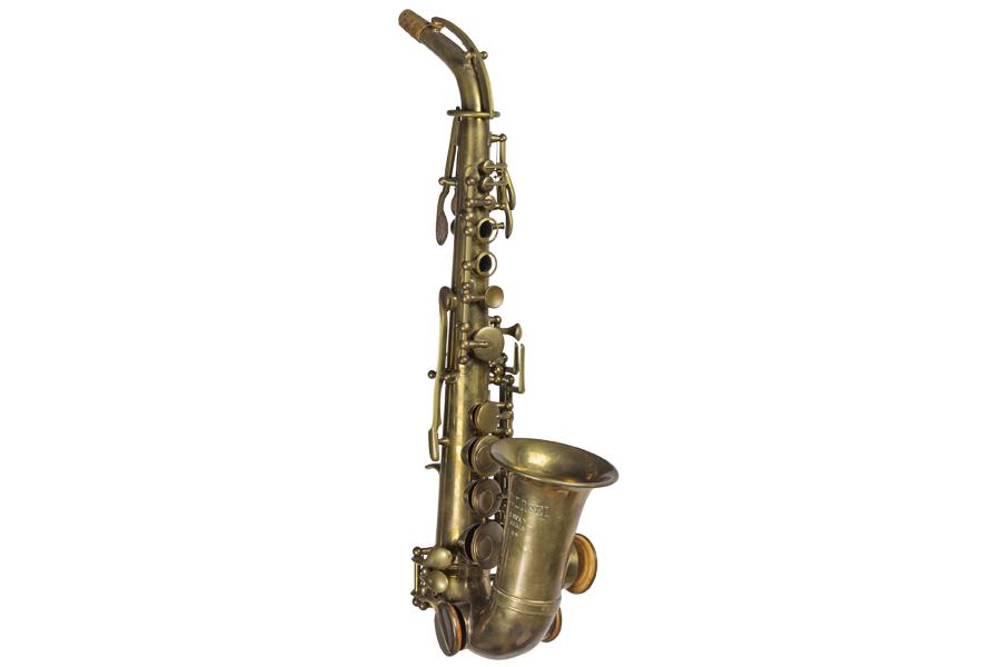 sax soprano curvo Universel Savana