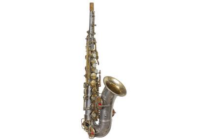 sax soprano curvo Wurlitzer