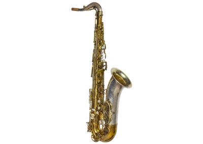sax tenore HN White King Super 20 Silversonic