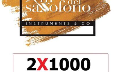 Destina il tuo 2×1000 al Museo del Saxofono