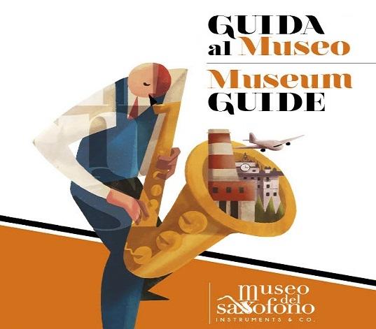 Pubblicata la Guida del Museo del Saxofono